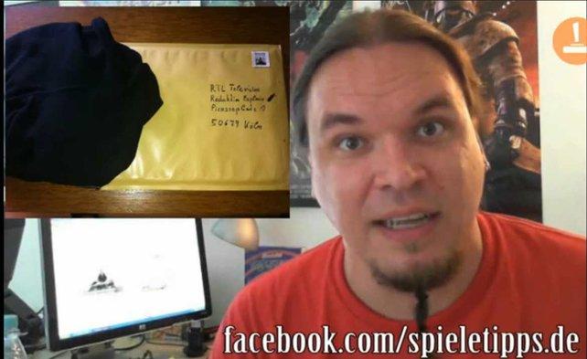 Onkel Jo hat dazu aufgerufen: Schickt eure schwitzigen T-Shirts an RTL!