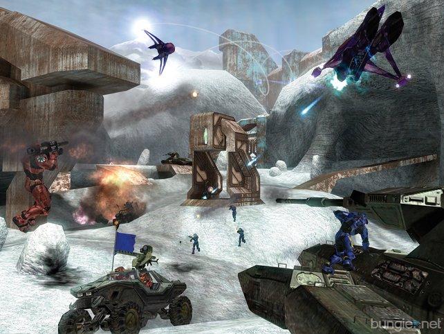 Erstmals ist der Mehrspieler-Modus auch online spielbar.