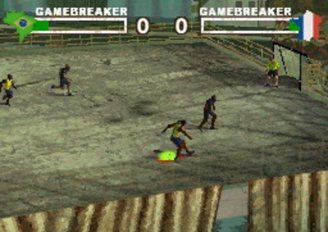 Mit Tricks füllt man die Gamebreaker-Leiste