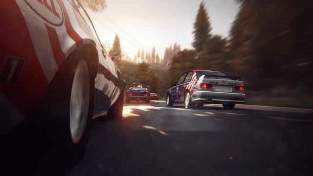 Neue Autos, gleiches Spiel: Grid bleibt seinen Wurzeln treu.