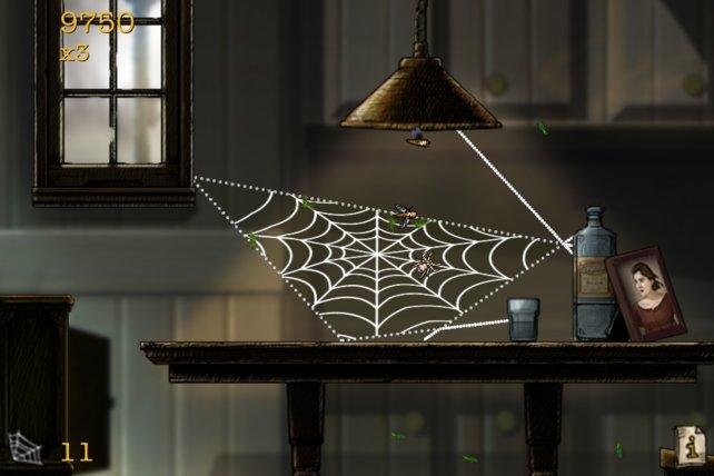 Eine dunkle verlassene Wohnung voller Fliegen - genau das Richtige für euch.