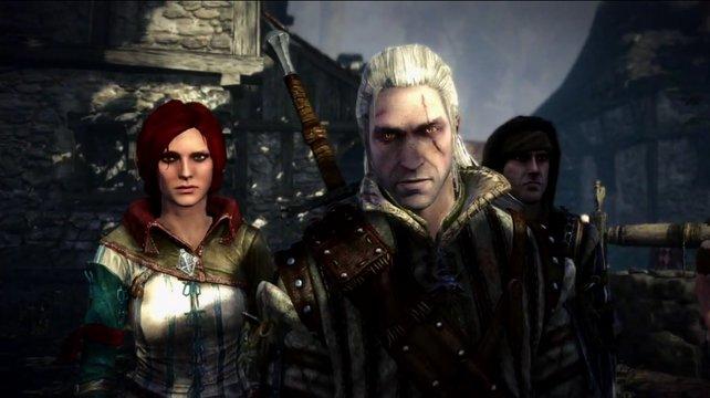 Legt euch nicht mit Triss, Geralt und Vernon Roche an.