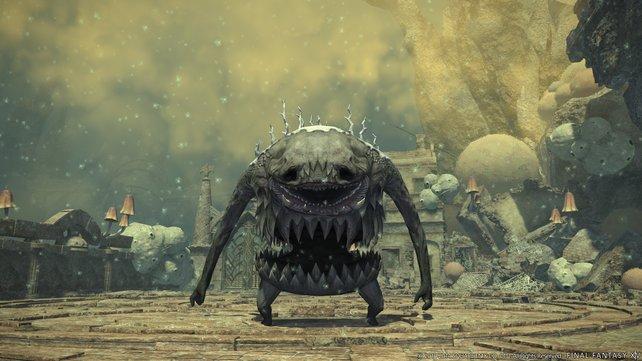 An Fantasie mangelt es der Gestaltung der Gegner in A Realm Reborn sicher nicht.