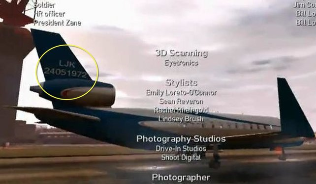 "In ""GTA 4 - Ballad of Gay Tony"" taucht die Zahlenkombination ""2405"" ebenfalls auf."