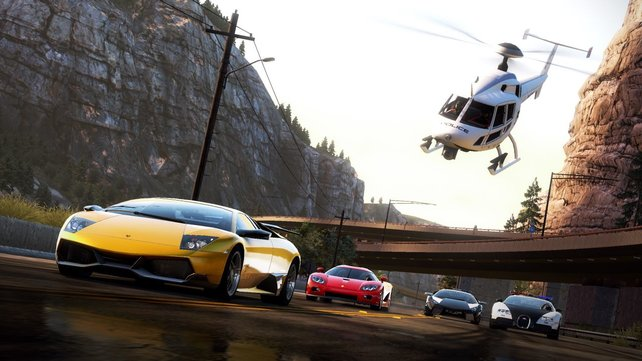 Eine der traditionsreichsten Rennspielserien: Need for Speed.