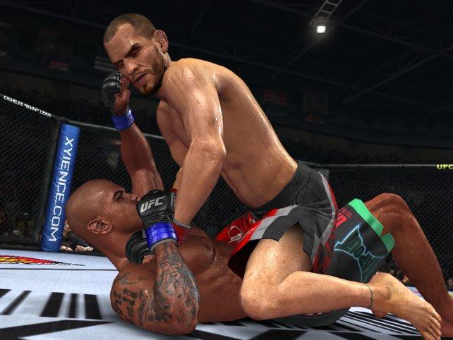 Kämpfe am Boden können innerhalb weniger Sekunden vorbei sein.