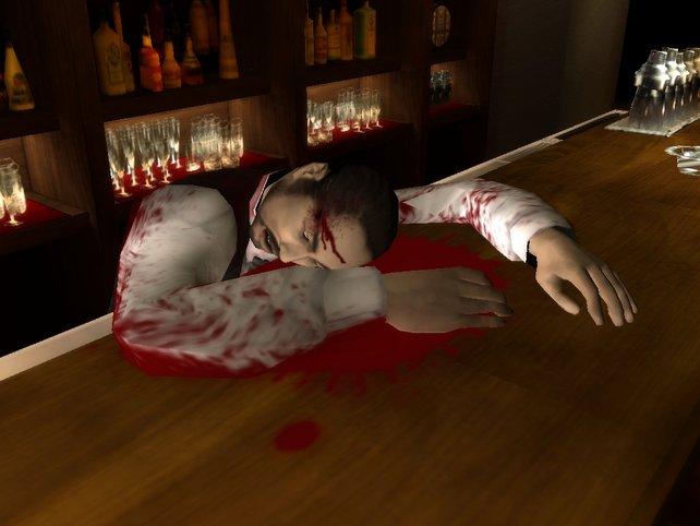 Yakuza gehört auch zu den vielen 18er Titeln.