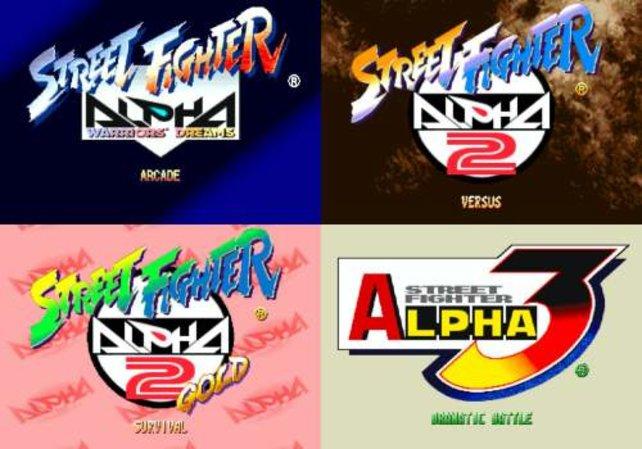 Die vier besten Street Fighter Titel