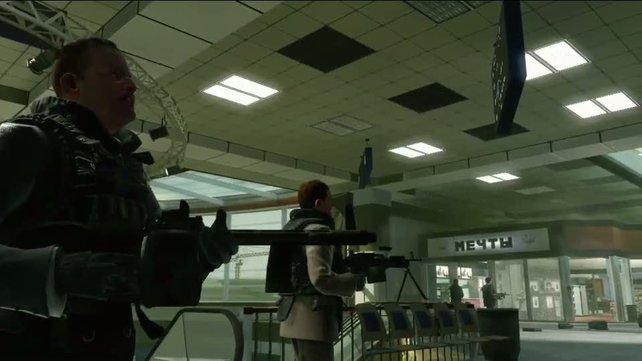 Das 'No Russian'-Level von Call of Duty - Modern Warfare 2 erregt die Gemüter und verkauft das Spiel.