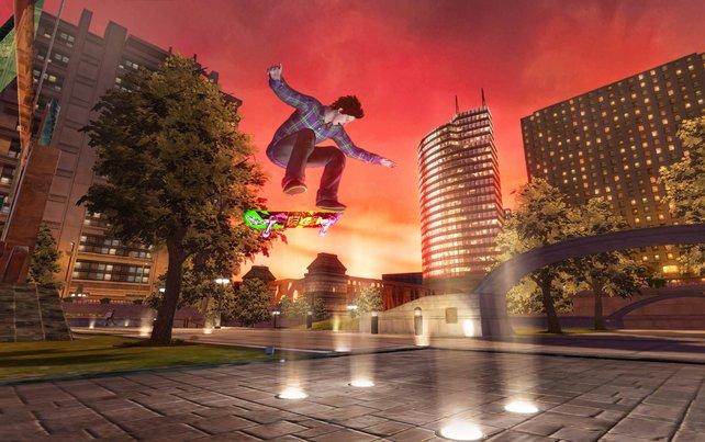 Wer hat nicht schon einmal davon geträumt, so schön Skateboard fahren zu können?