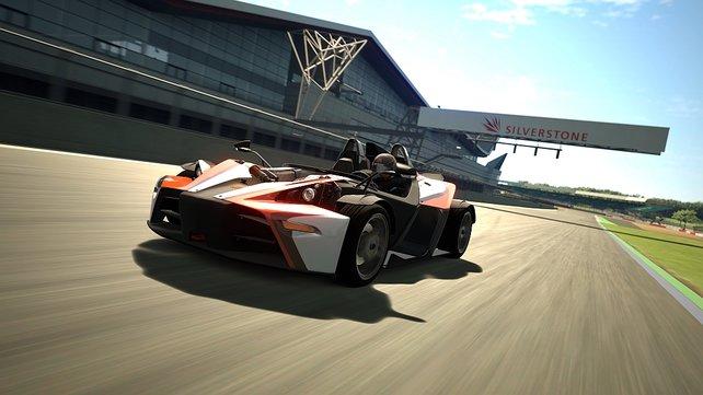 Gran Turismo 6 für die PS3 überzeugt mit hochauflösender Grafik.
