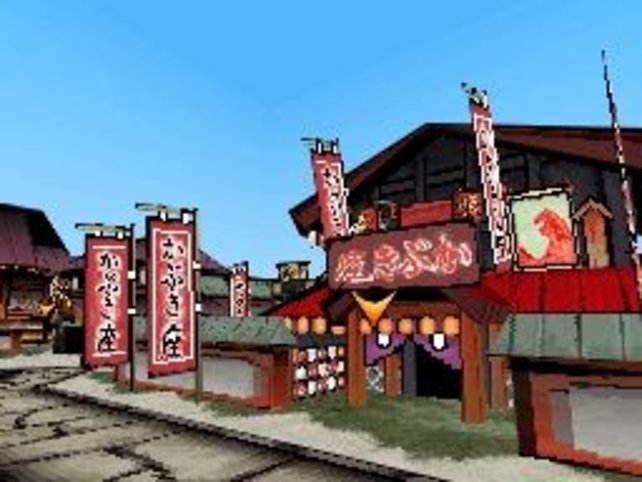 In Okamiden besucht ihr exotische Orte.