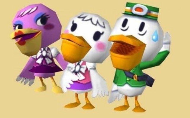 In Animal Crossing - New Leaf trefft ihr auf bekannte Gesichter.