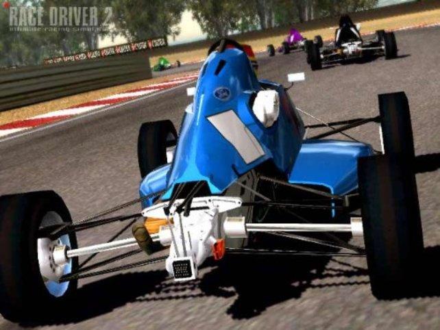 Formula Ford, kein Auto für meine aggressive Fahrweise