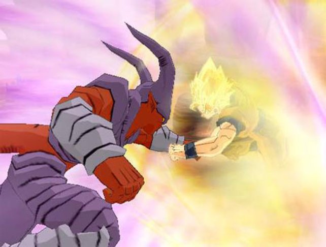SSJ Goku vs. Janemba
