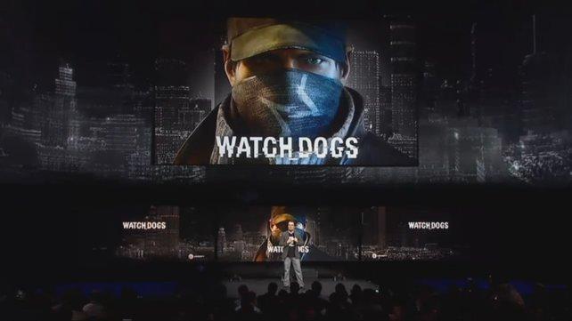 Ubisofts Watch Dogs entpuppt sich doch als Spiel der nächsten Konsolengeneration und erscheint für PS4.