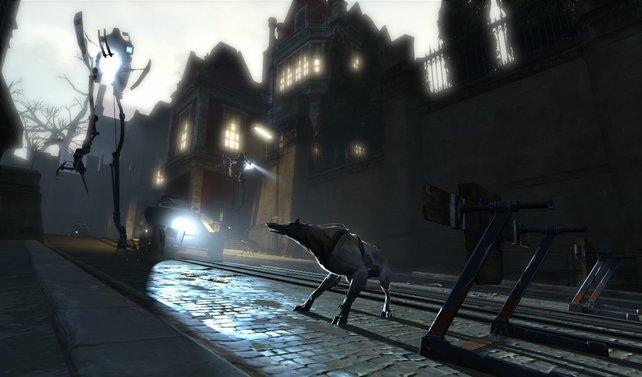 Dishonored liefert eine modernisierte Vision der viktorianischen Zeit.
