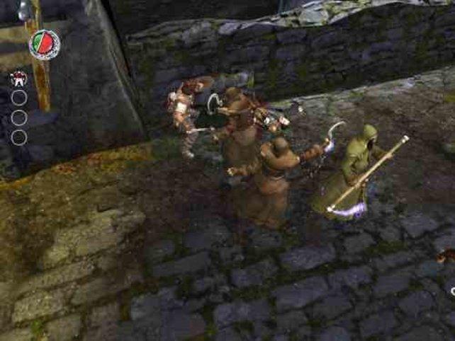 Ein paar blöde Druiden lernen den Barden kennen