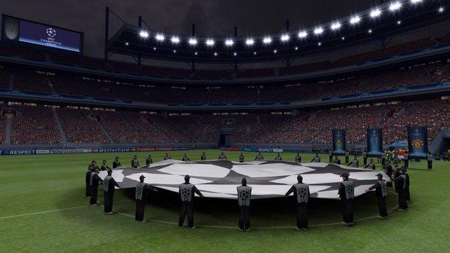 Es ist Champions-League-Abend und keine deutsche Mannschaft darf mitspielen.