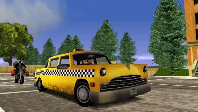 Auch die Taxi-Missionen sind wieder an Bord