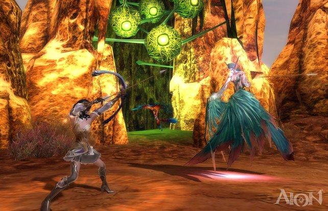 Viele Online-Rollenspiele werden kostenfrei. Aion ist der jüngste Vertreter.
