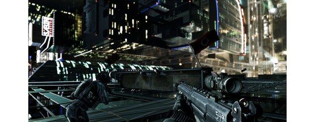 Call of Duty - Ghosts: Aktualisierung senkt Arbeitsspeicher-Anforderung