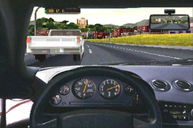 Auf dem 3DO beginnt die Serie 1994 ihre ersten Ausfahrten.