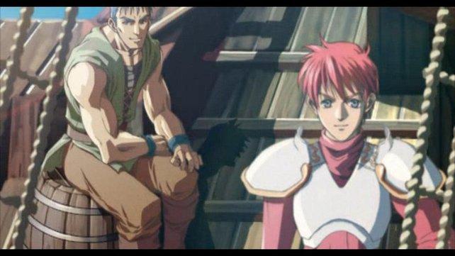 Hier ein kleiner Eindruck aus dem japanischen Intro.
