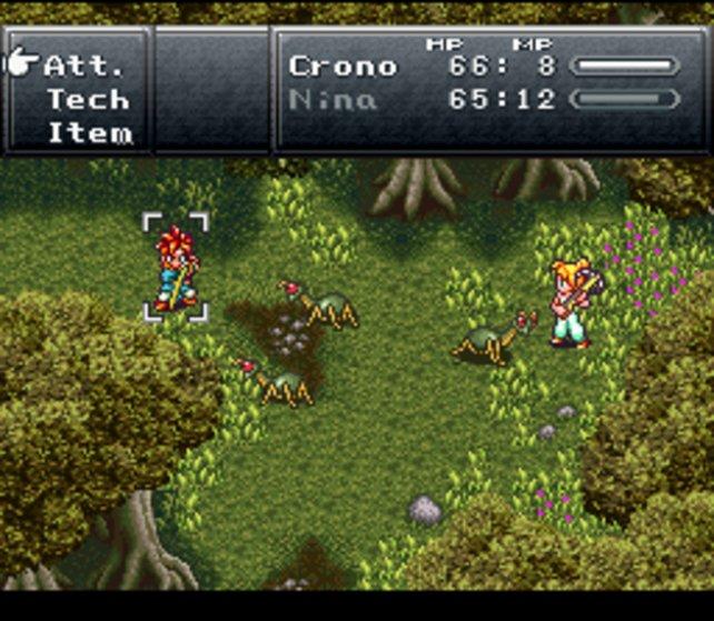 Chrono Trigger verzichtet auf einen separaten Kampfbildschirm - nicht nur darin war das Spiel in den 1990ern wegweisend.