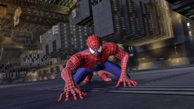 Peter Parker spinnt wieder rum.