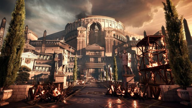 Ryse - Son of Rome versetzt euch ins antike Rom.