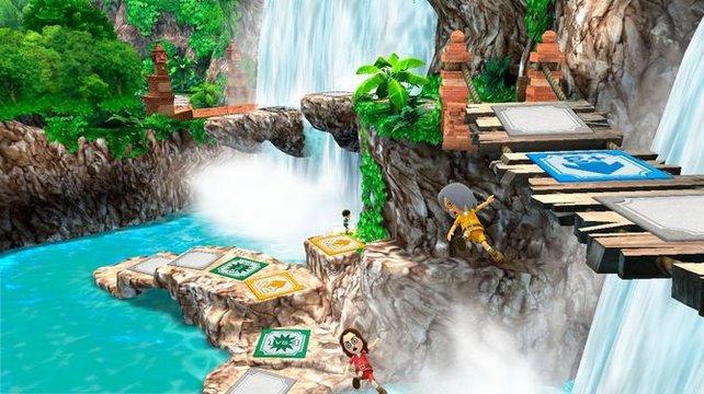 Nach einem nur flüchtigen Blick scheint Wii Party U nur ein Partyspiel unter vielen zu sein.