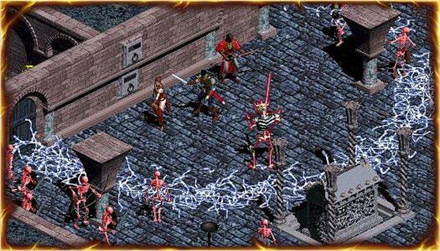König Leoric tötet ihr bereits im ersten Diablo.