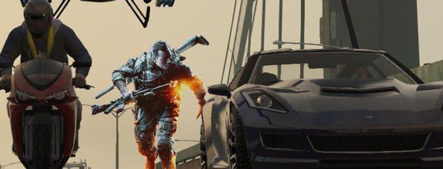 Wochenrückblick: Neue Probleme in GTA Online, PlayStation-Werdegang, BF4-Video