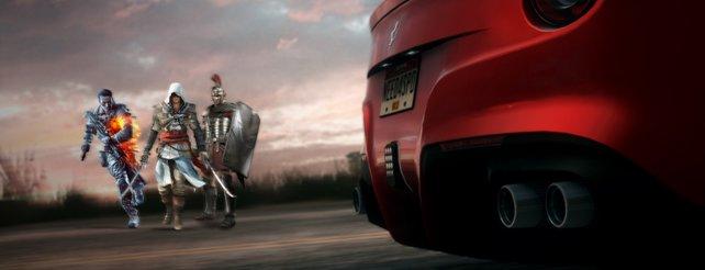 spieletipps präsentiert 10 interessante Spiele für die Xbox One.