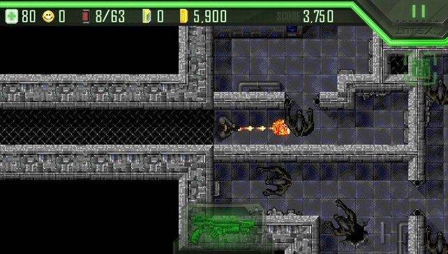 Alien Breed ist ein Amiga-Klassiker.
