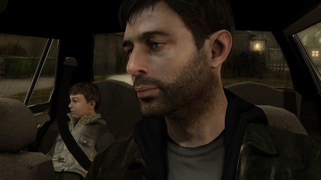 Heavy Rain setzt Maßstäbe im Storytelling - was muss Ethan aufsich nehmen, um seinen Sohn zu retten?
