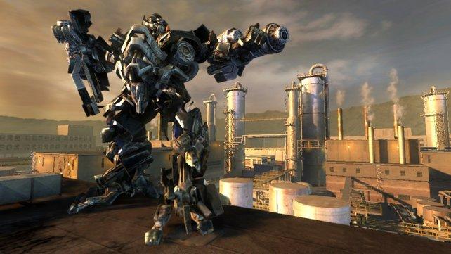 Transformers: Roboter-Spielzeug für große Jungs