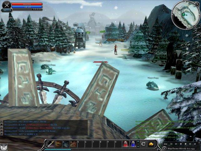 Bloody Ice ist eine weitere Welt in Cabal Online.