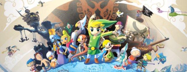 The Legend of Zelda - The Wind Waker: Drei Verkaufsversionen enthüllt (Video)