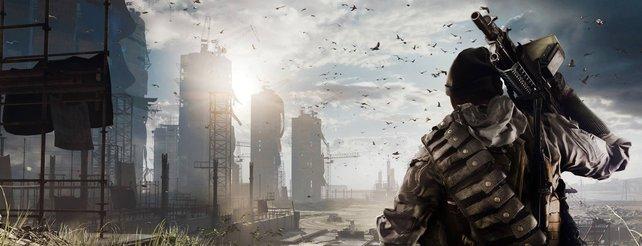 Battlefield 4: Spieler für Sprechrolle gesucht (Video)