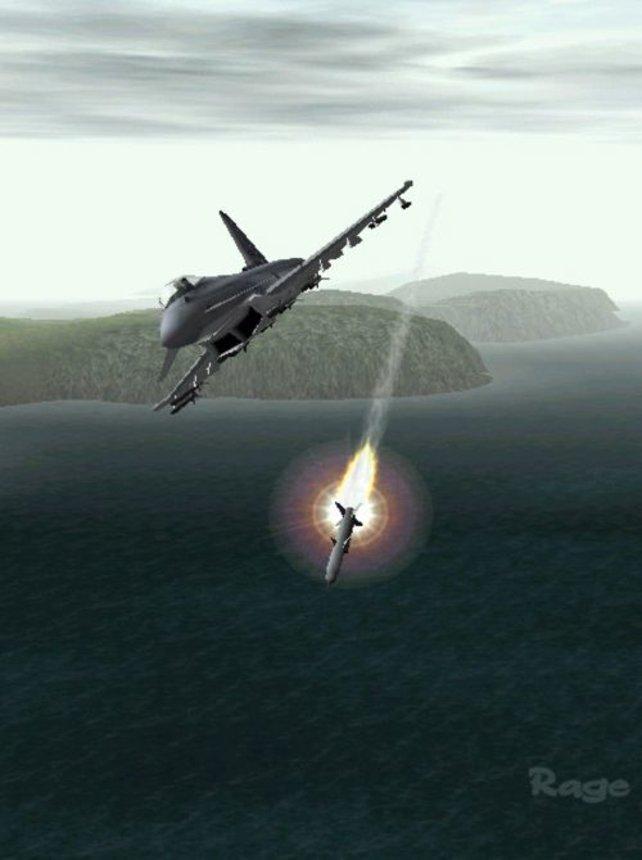 Der Eurofighter in Action