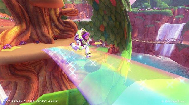 Lauf Buzz, lauf!