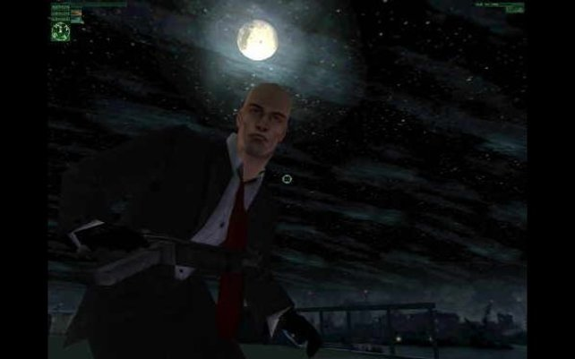 In Hitman - Codename 47 verkörpern Spieler erstmals den Glatzkopf.