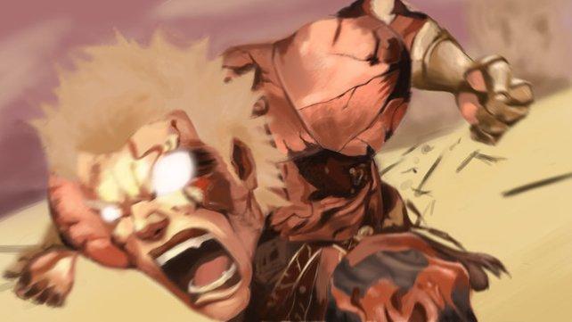 Asuras Zorn kennt keine Grenzen.