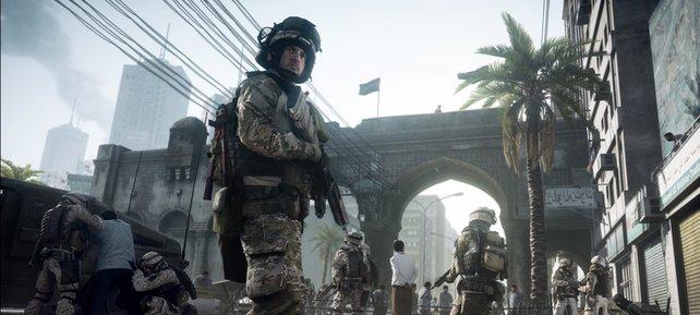 Von Battlefield 1942 bis zum aktuellen Battlefield 3 hat sich vieles getan.