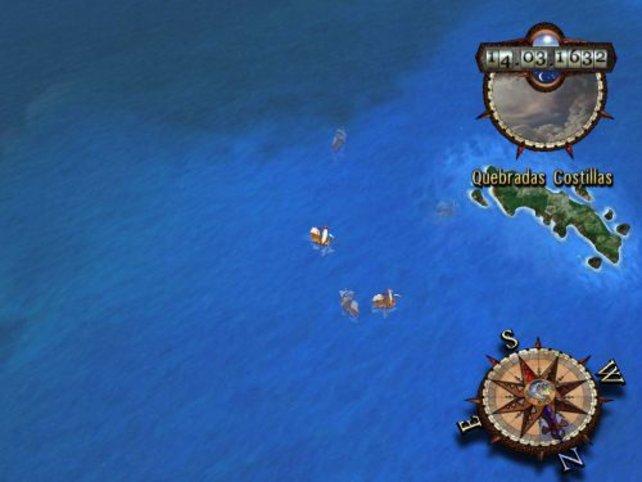 Die Seekarte