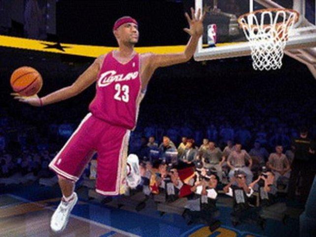 Hoch, höher, LeBron James