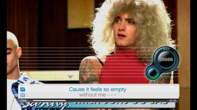 Wer sing besser als Eminem?