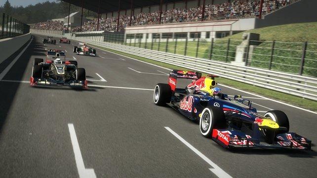Bei der aktuell spannenden Formel-1-Saison entscheidet ihr mit, wer gewinnt!